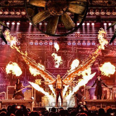 ticket Stahlzeit - Die spektakulärste Rammstein Tribute Show</br>Wo: Teningen, Ludwig-Jahn-Halle</br>Wann: 01.04.2021 1