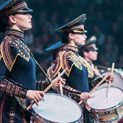 ticket Musikparade 2021 - Europas größte Tournee der Militär- und Blasmusik</br>Wo: Köln, LANXESS Arena</br>Wann: 09.01.2021 1
